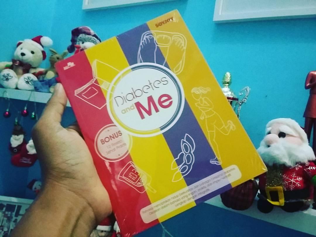 buku panduan pengobatan diabetes