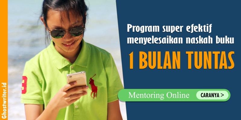 mentoring menulis