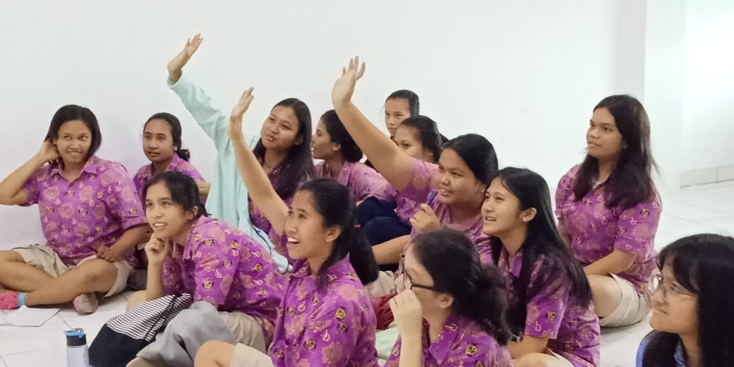 workshop menulis di Bekasi