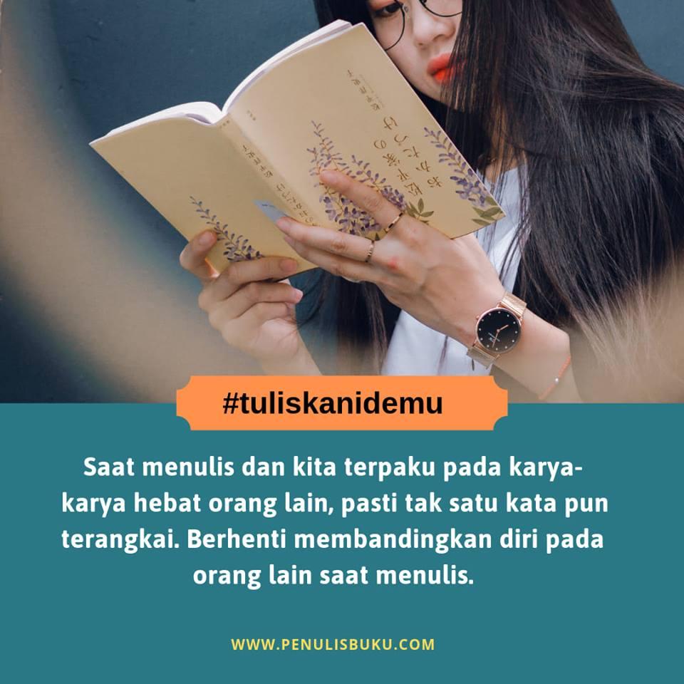 tip menulis