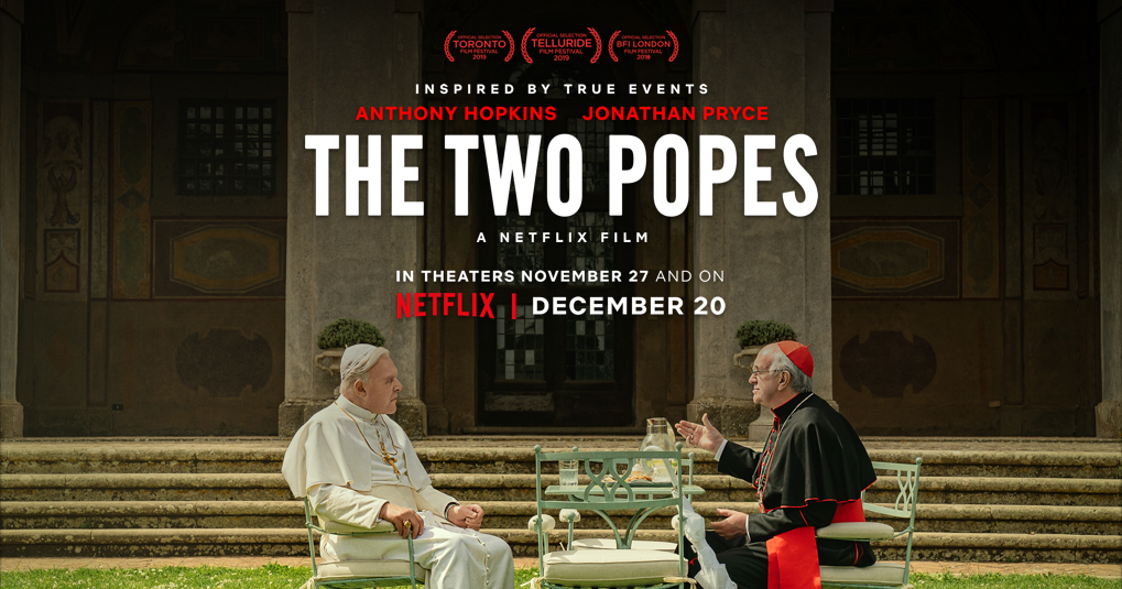 The Two Popes - foto Netflix