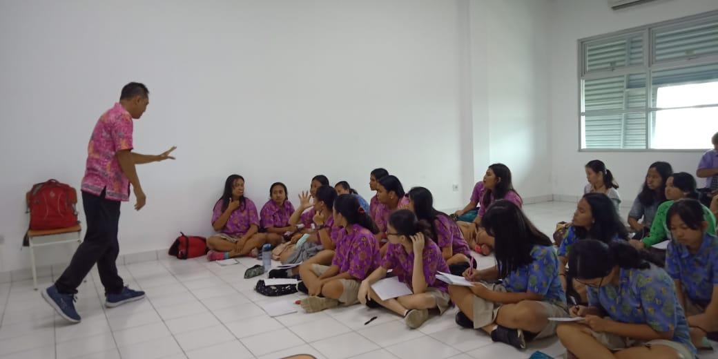 Workshop Menulis di Bekasi? Ya, di Mahanaim